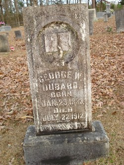 George Wesley DuBard