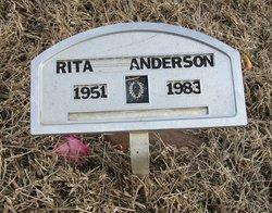 Rita Lynn <i>Martin</i> Anderson