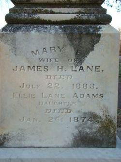 Ellie <i>Lane</i> Adams