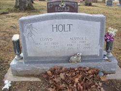 Lloyd Holt