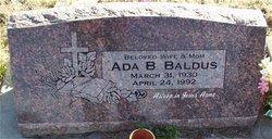 Ada B. Baldus