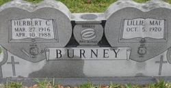 Herbert C Burney