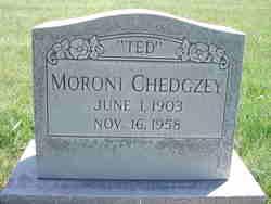 Moroni Ted Chedgzey