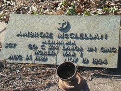 Ambrose McClellan