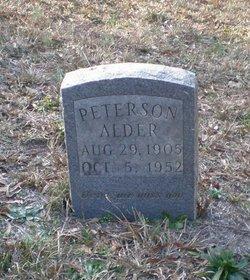Peterson Alder