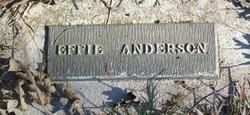 Effie S. <i>Turner</i> Anderson