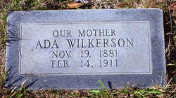 Ada Pearl <i>Sloan</i> Wilkerson