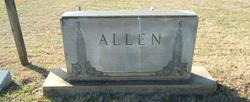 Trevie <i>Jones</i> Allen