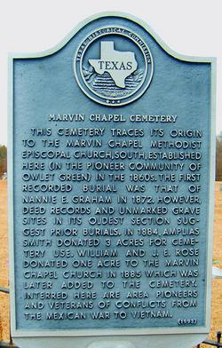 Marvin Chapel Cemetery