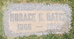 Horace King Hatch