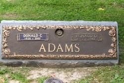 Donald C. Adams
