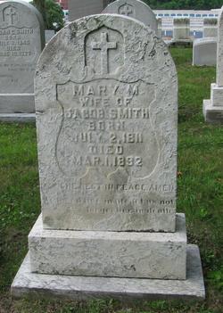 Mary Magdalena <i>Rugh</i> Smith