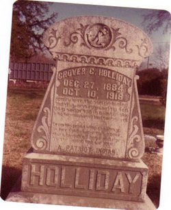 Grover C Holliday