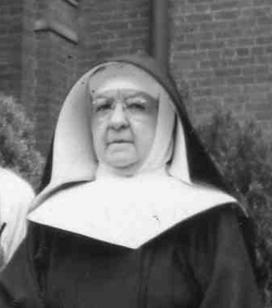 Sr Mary Augustine (Agnes Cornelia) Convery