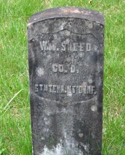 William A. John Sneed