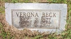 Veronia Perilla Sister <i>Beck</i> Gorman