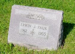 Erwin John Pauk