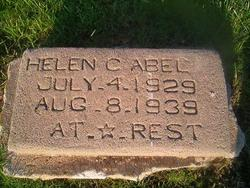 Helen C Abel