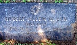 Robert Allen Black