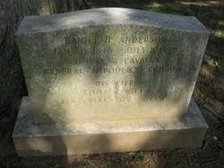 Emma B. <i>Wilt</i> Anderson