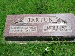 Ruth <i>Pierce</i> Barton