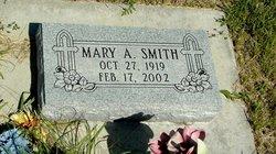 Mary Amanda <i>Hostetler</i> Adams Smith