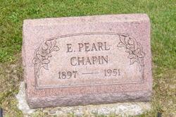 E. Pearl Chapin