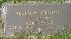 Alden Warner Johnson
