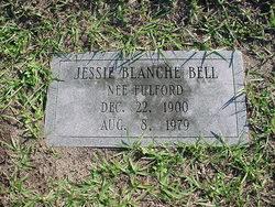 Jessie Blanche <i>Fulford</i> Bell