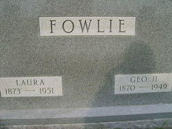 Laura Rachel <i>Shaffer</i> Fowlie