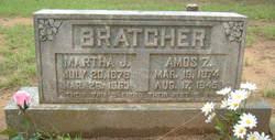 Amos Z. Zach Bratcher
