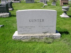 Julius Caldeen Gunter
