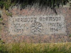 Sherwood Adamson