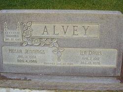 Hosea Jennings Alvey