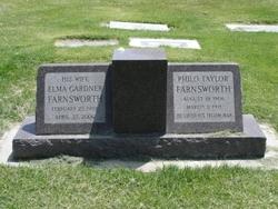 Elma Pem <i>Gardner</i> Farnsworth