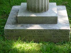 Alice Lucille <i>Jones</i> Ackley