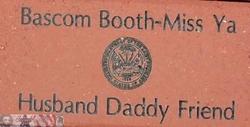 PFC Bascom S Booth