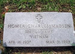 Homer Charles Madsen