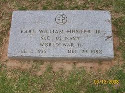 SMN Earl William Hunter, Jr