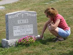 Marjorie Elizabeth Marge <i>Smith</i> Brady