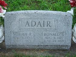 Ronald S Adair