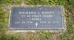 Richard L Ranft