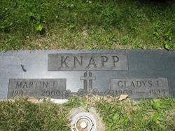 Gladys L. <i>Timmerman</i> Knapp