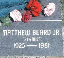 Matthew Stymie Beard, Jr