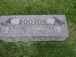 Mary Louisa <i>Price</i> Booton