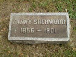 Fannie <i>Brookes</i> Sherwood