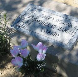 Senora Susanna A Estrada