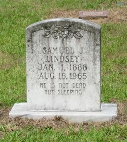 Samuel Jasper Lindsey