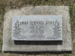 Emma B. <i>Schwarz</i> Aishe