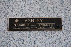 Eleanor Elizabeth <i>Dupre</i> Ashley